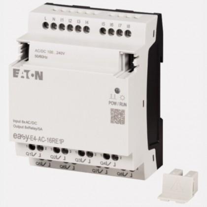 Moduł 8 wejść/8 wyjść tranzystorowych EASY-E4-AC-16RE1P Eaton