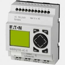 Sterownik 8 wejść oraz 4 wyjść binarnych 8A EASY512-AC-R Eaton