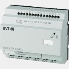 Sterownik 12 wejść cyfrowych oraz 6 wyjść przekaźnikowych Eaton EASY719-AB-RCX