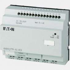 Sterownik 12 wejść cyfrowych i 6 wyjść przekaźnikowych Eaton EASY719-AC-RCX