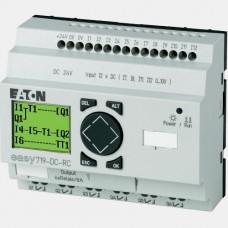 Sterownik 12 wejść cyfrowych i 6 wyjść przekaźnikowych Eaton EASY719-DA-RC