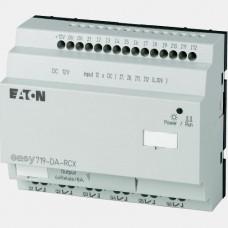 Sterownik 12 wejść cyfrowych i 6 wyjść przekaźnikowych Eaton EASY719-DA-RCX