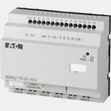 Sterownik 12 wejść cyfrowych oraz 6 wyjść przekaźnikowych Eaton EASY719-DC-RCX