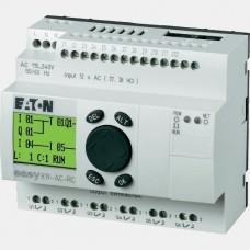 Sterownik 12 wejść cyfrowych oraz 6 wyjść przekaźnikowych Eaton EASY819-AC-RC