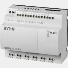 Sterownik 12 wejść cyfrowych i 6 wyjść przekaźnikowych Eaton EASY819-DC-RCX