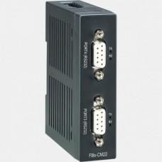 Moduł komunikacyjny 2x RS232 FBs-CM22