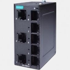 Switch Moxa EDS-2008-EL 8 portowy niezarządzalny