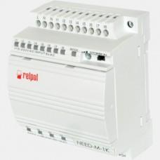 Sterownik PLC 8 wejść i 4 wyjścia przekaźnikowe NEED-12DC-01-08-4R Relpol