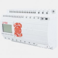 Sterownik PLC 16 wejść i 8 wyjść przekaźnikowych NEED-12DC-22-16-8R-D Relpol