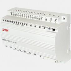 Sterownik PLC 16 wejść i 8 wyjść tranzystorowych NEED-24DC-11-16-8T  Relpol