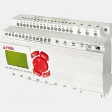 Sterownik PLC 16 wejść i 8 wyjść przekaźnikowych NEED-230AC-22-16-8R-D Relpol