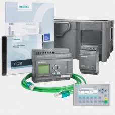 Zestaw startowy LOGO! Panel 12/24RCE ETHERNET + KP300 Podstawowe mono PN Siemens 6AV2132-0HA00-0AA0