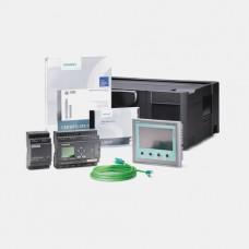 Zestaw startowy LOGO!8 12/24RCE + HMI Siemens 6AV2132-0KA00-0AA1