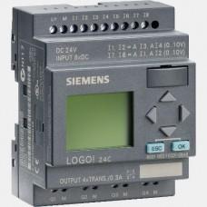 Sterownik LOGO! 24C wyj. tranzystorowe Siemens 6ED1052-1CC01-0BA6