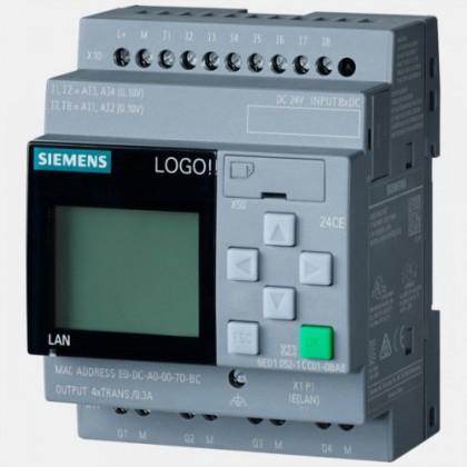 Sterownik LOGO! 8 24RCE Siemens 6ED1052-1CC01-0BA8