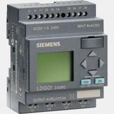 Sterownik 8 wejść i 4 wyjść przekaźnikowych LOGO! 230RC Siemens 6ED1052-1FB00-0BA6