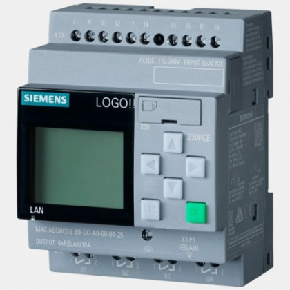 Sterownik LOGO! 8 230RCE Siemens 6ED1052-1FB08-0BA0