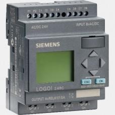 Sterownik LOGO! 24RC wyj. przekaźnikowe Siemens 6ED1052-1HB00-0BA6