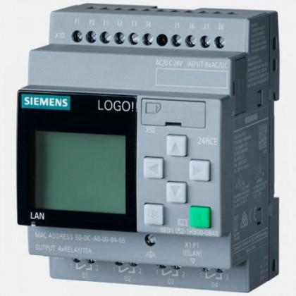 Sterownik LOGO! 8 24 RCE Siemens 6ED1052-1HB00-0BA8
