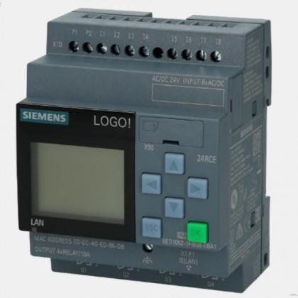 Sterownik PLC 6ED1052-1HB08-0BA1 LOGO! 8.3 230RCE Siemens