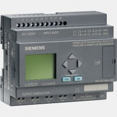 Sterownik LOGO! 12/24RCE wyj. przekaźnikowe Siemens 6ED1052-1MD00-0BA7