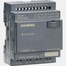 Sterownik LOGO! 24CO wyj. tranzystorowe Siemens 6ED1052-2CC01-0BA6
