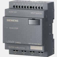 Sterownik LOGO! 24RCO (AC) wyj. przekaźnikowe Siemens 6ED1052-2HB00-0BA6