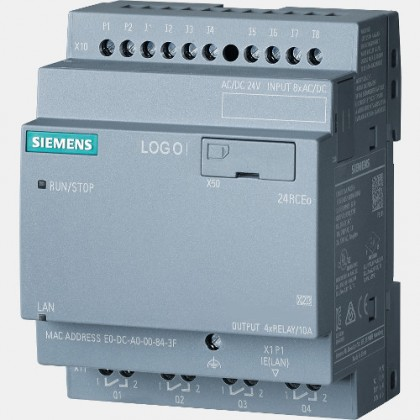 Sterownik PLC 6ED1052-2HB08-0BA1 LOGO! 24 RCEO  Siemens