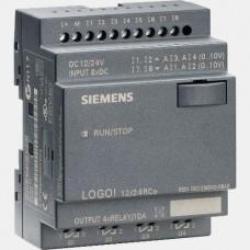 Sterownik LOGO! 12/24RCO wyj. przekaźnikowe Siemens 6ED1052-2MD00-0BA6