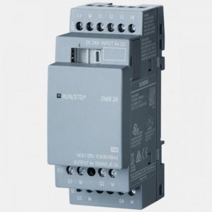 Moduł binarny LOGO! DM8 24 Siemens 6ED1055-1CB00-0BA2
