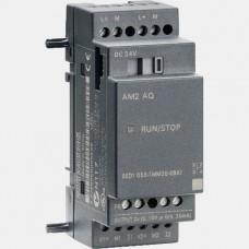 Moduł wyjść analogowych LOGO! AM2 AQ Siemens 6ED1055-1MM00-0BA1