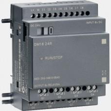 Moduł binarny LOGO! DM16 24R Siemens 6ED1055-1NB10-0BA0