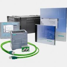 Zestaw startowy SIMATIC S7-1200 + KTP400 Basic color SIEMENS 6AV6651-7KA01-3AA4