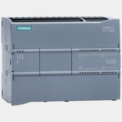 Sterownik PLC CPU 1215C SIMATIC S7-1200 DC/DC/DC Siemens 6ES7215-1AG40-0XB0