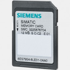 Karta pamięci SIMATIC S7-1500/S7-1200 12 MB Siemens 6ES7954-8LE02-0AA0
