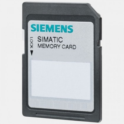 Karta pamięci SIMATIC S7-1500/S7-1200 256 MB Siemens 6ES7954-8LL03-0AA0