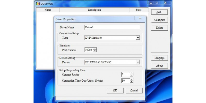 Delta ISP SOFT - Czyli jak zaprogramować swój sterownik Delta