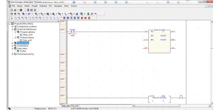 Oprogramowanie dla sterowników PLC Fatek